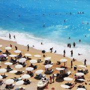 Turizmde ilk üç ayda rekor artış.