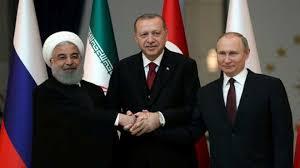Ankara'da üçlü Suriye zirvesi tamamlandı..