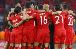 Türkiye – Andorra karşılaşması bugün..
