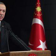 Cumhurbaşkanı Erdoğan'dan koronavirüsle mücadele paylaşımı..