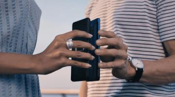 Akıllı Telefonlar İçin Ters Kablosuz Şarj