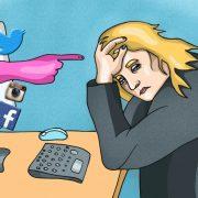 Teknoloji Depresyona mı Neden Oluyor?