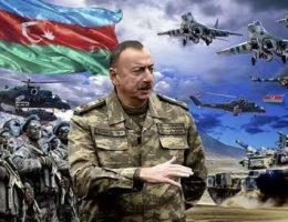 Azerbaycan ordusu, Ermenistan'a karşı harekata başlıyor.!