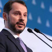 Berat Albayrak'ın istifası kabul edildi..