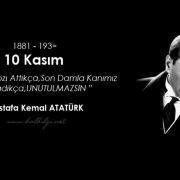 Türkiye'nin kanalı TRT'den 10 Kasım'a özel yayın haberi geldi