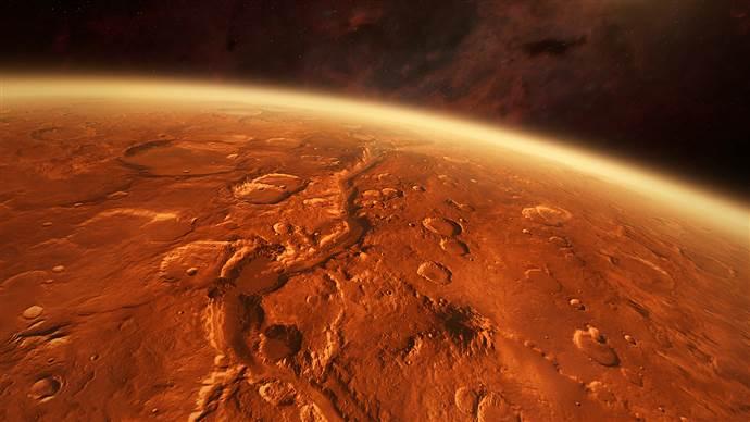 Mars Keşifleri Tüm Dünyayı Heyecanlandırdı..