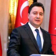 Ali Babacan, yeni partinin tarihini açıkladı..