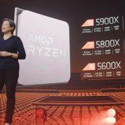 AMD Ryzen 5000 serisi işlemciler duyuruldu..